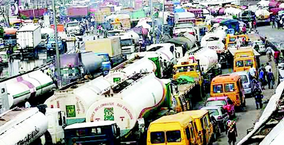 Russian firm proffers solution to Apapa traffic gridlock