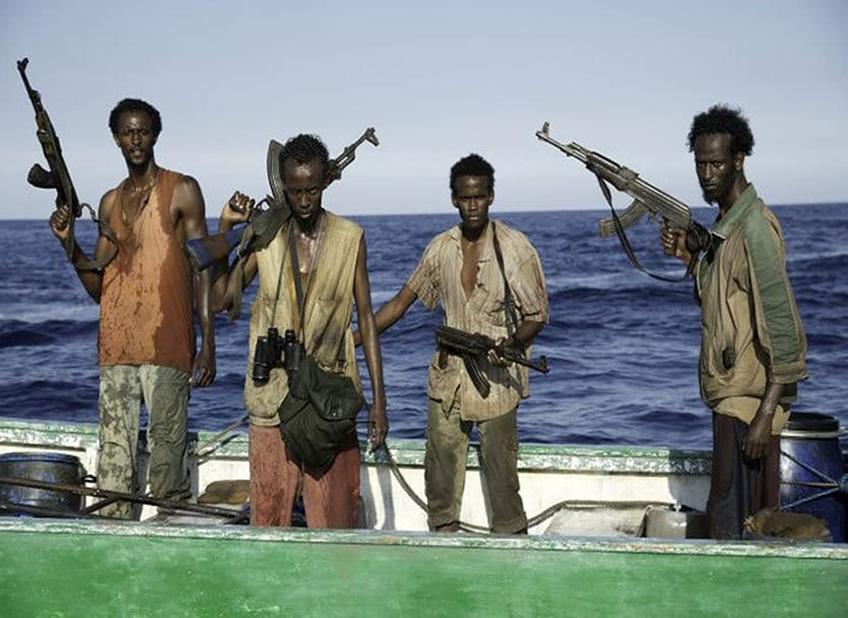 Piracy on Nigeria waters