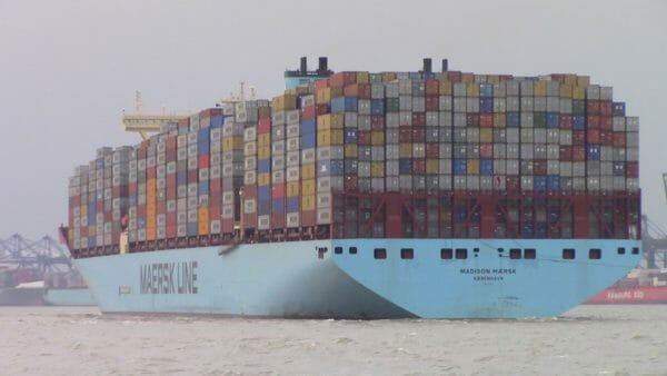 Shipping companies short-change FG over $300m - Reps