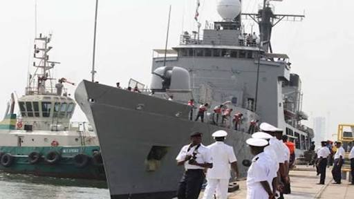 Nigerian Navy foils pirates' attack on Chinese ship – Official