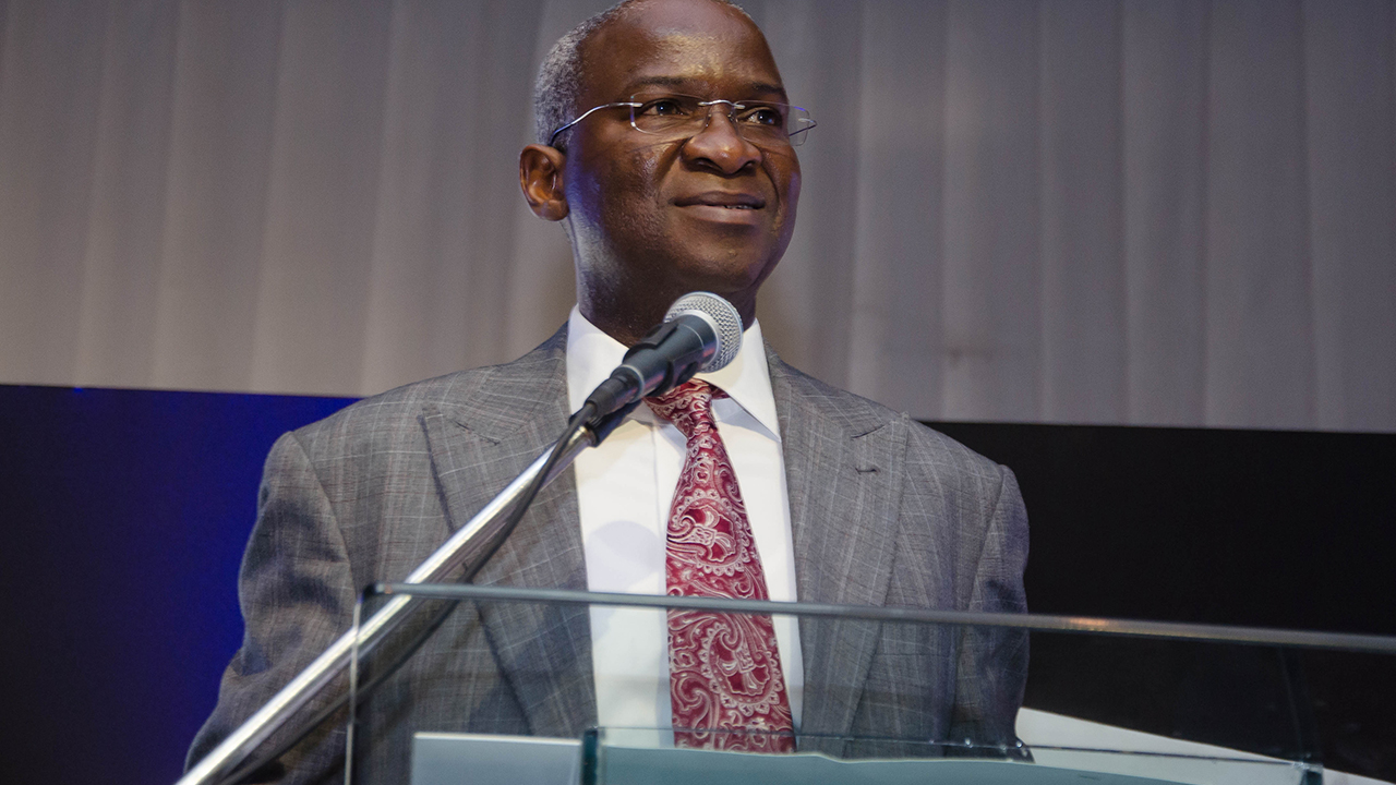 """Port Access Roads: """"Blood Vessels"""" that service all activities in the ports — Fashola"""