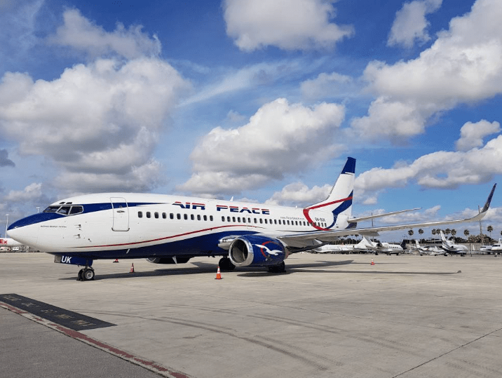 300 stranded Nigerians evacuated  by Air Peace from Asian countries arrive Nigeria