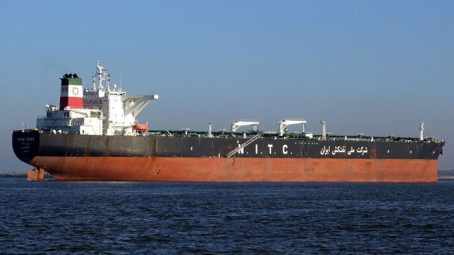 Sanctions and the Tanker Market: Where to from here?