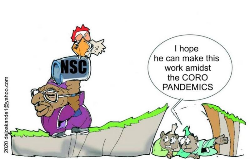 Nigerian Shippers' Council: Making the Ports Working Amidst COVID-19 Pandemic