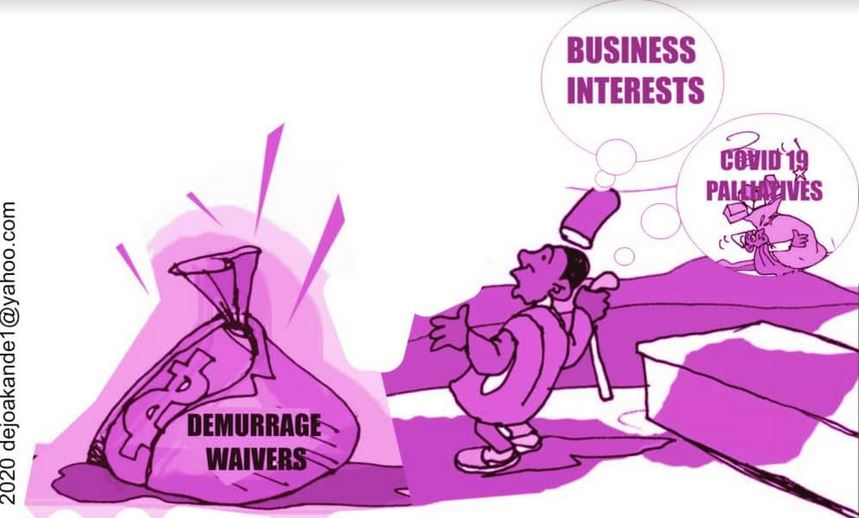 Demurrage Waivers: Between COVID-19 Palliatives and Business Interests