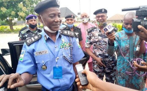 Zone 17 to be front liners both in community policing and security consciousness - AIG FOLAWIYO